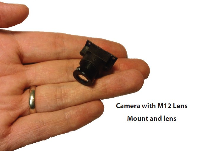 Micro 720p Global Shutter Camera – Airborne Innovations